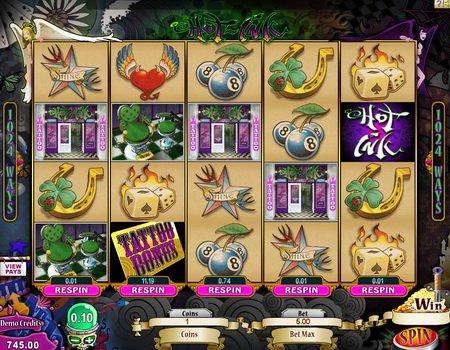Игровой автомат hot ink бесплатно онлайн сайт